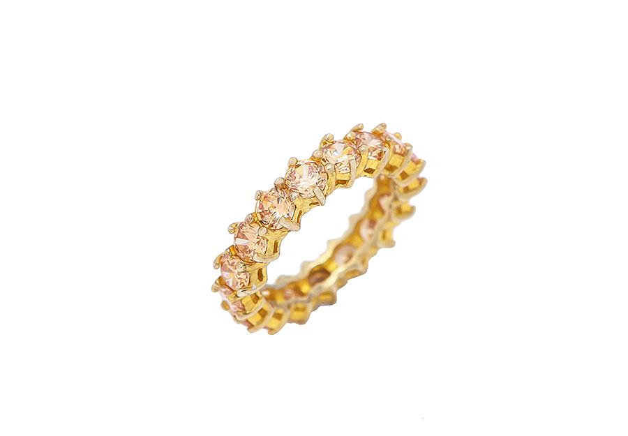 Ασημένιο Δαχτυλίδι 925 TR12381-G
