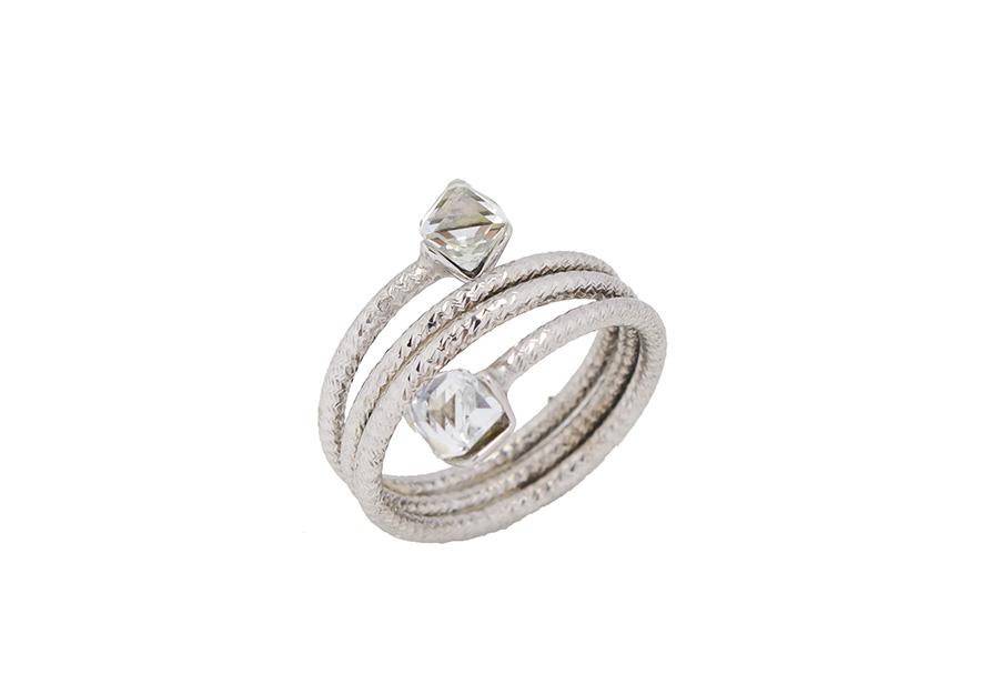 Ασημένιο Δαχτυλίδι 925 BR449