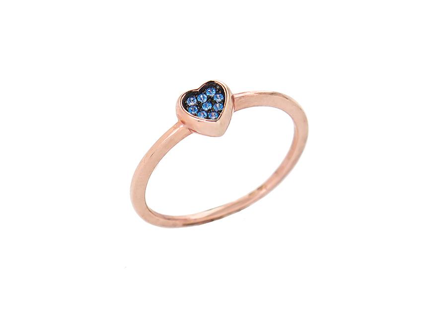 Ασημένιο Δαχτυλίδι 925 JR823