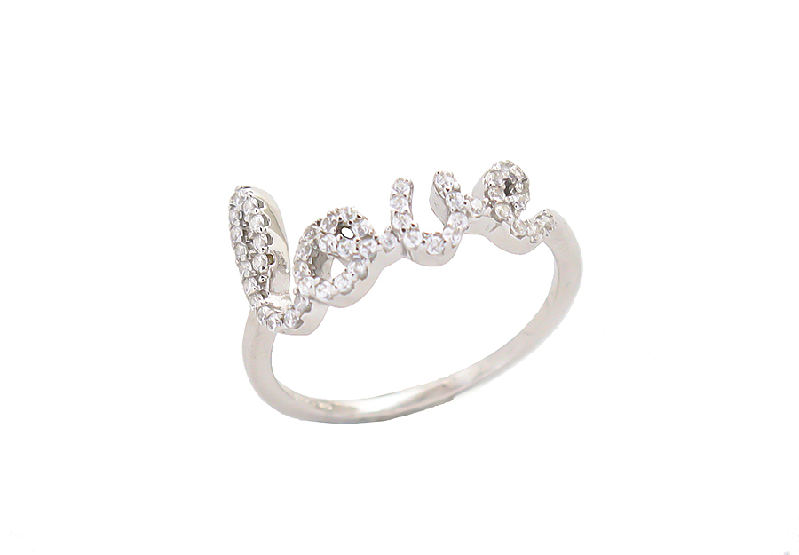 JOOLS Ασημένιο Δαχτυλίδι 925 JRY11874L-W