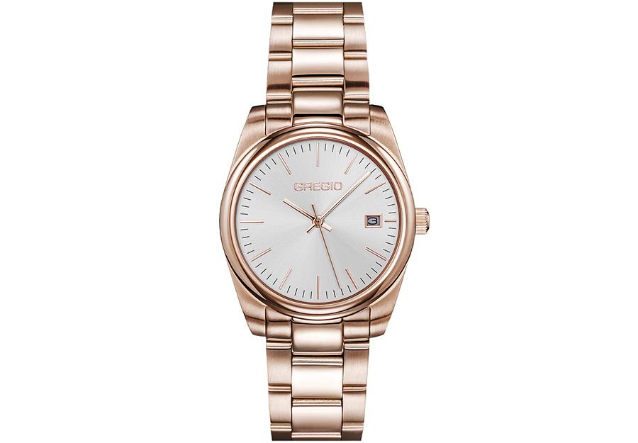 GREGIO Denise Rose Gold Stainless Steel Bracelet GR280030