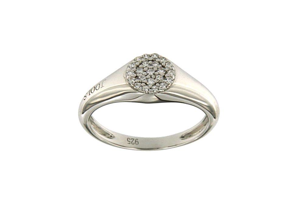JOOLS Ασημένιο Δαχτυλίδι 925 R83860.2