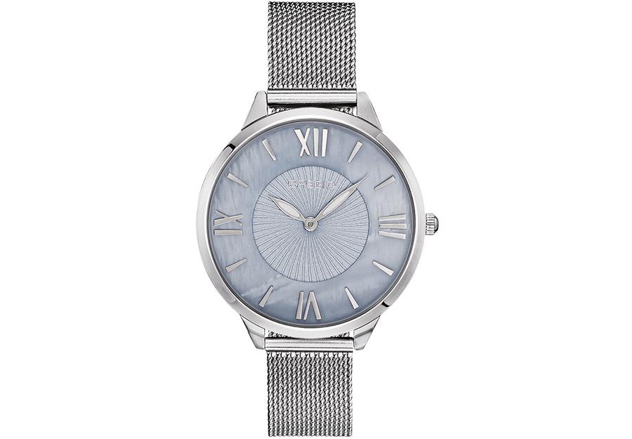 GREGIO Vassia Kostara Collection Silver Stainless Steel Bracelet VK270011