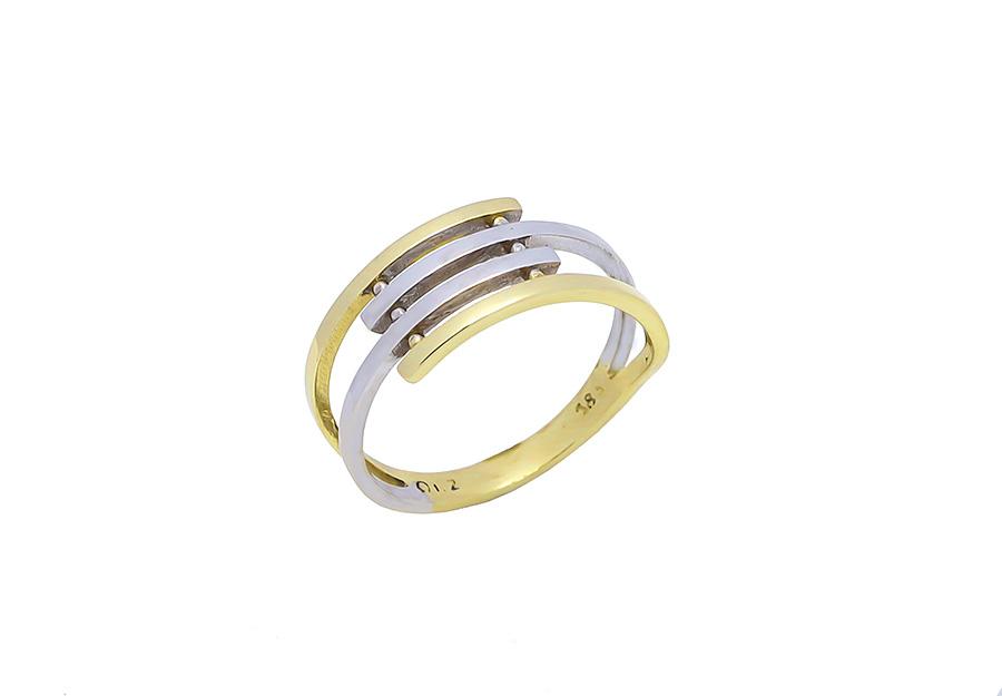 Xρυσό δαχτυλίδι K14 KA527WG