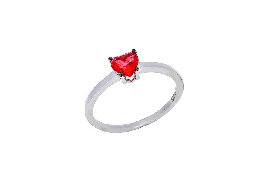 Ασημένιο Δαχτυλίδι 925 ASK21HW